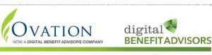 Ovation logo, cropped