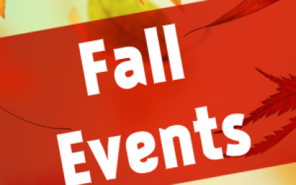 Fall Events: Workshop w/Strategic Credits; Tailgating Party; Business Showcase!