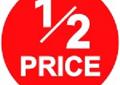 Half Year – Half Price