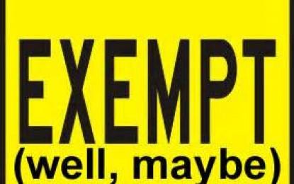 April HRLA Event – Exempt or Non-Exempt?