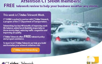CTrides Teleworks Complimentary Consultation!