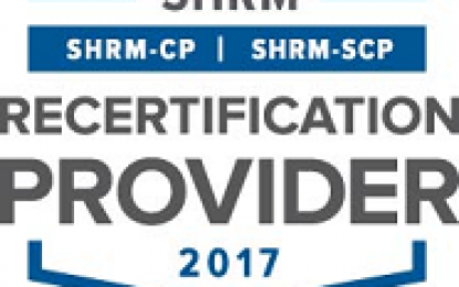 Can You Recertify your SHRM Certification Now?  It's Easy!