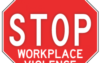 ACTIVE SHOOTER!  WORKPLACE VIOLENCE! ARE YOU PREPARED?