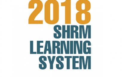 2018 SHRM Learning System Course in Groton