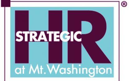 Strategic HR Registration Now Open