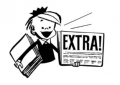 Extra! Extra!  The HRLA Newsletter is Here!