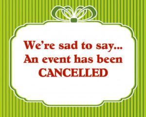 Summer Social – Cancelled