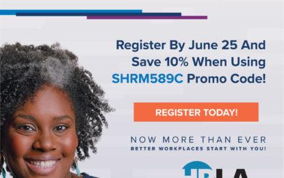 BIG savings for SHRM21!